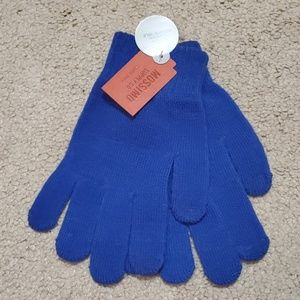Free w/purchase Mossimo gloves